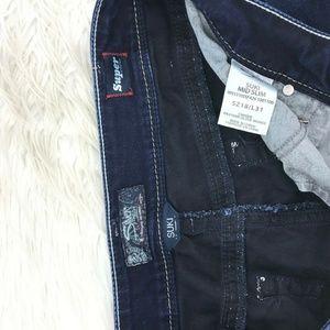 Silver Jeans Jeans - Silver Jeans Suki Slim 18 X 31 Super Stretch E92